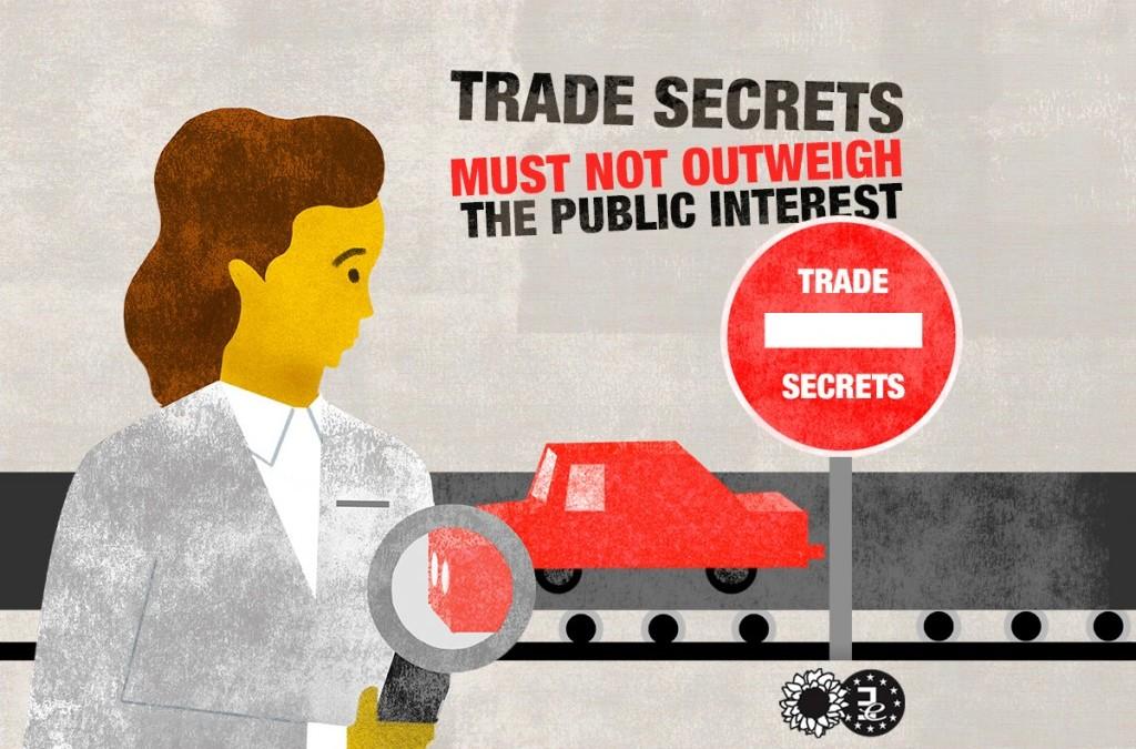 EU inför ett direktiv kring företagshemligheter som bara råkar kriminalisera Wikileaks?